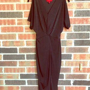 Jennifer Lopez JLo Sexy Black Dress Size Medium